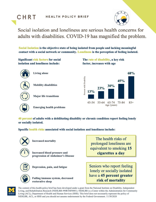 CHRT health policy brief