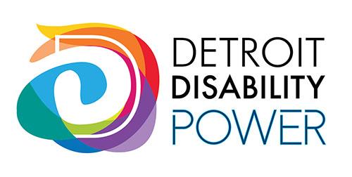Detroit Disability Power logo