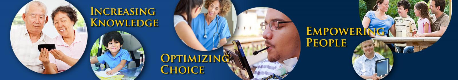 Collaboratory for Technology, Health, and Independence Banner Image