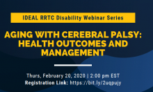 ideal rrtc webinar aging with cp