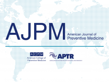 american journal of preventive medicine