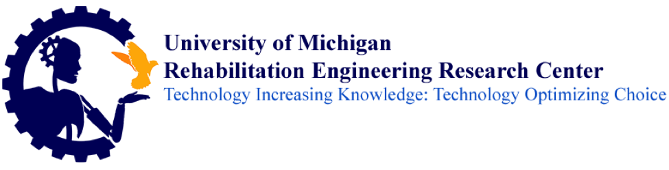 Rehabilitation Engineering Research Center logo